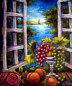 Fruit By The Bay by Sebastian Pierre