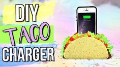 DIY Taco Phone Charger/Holder   JENerationDIY