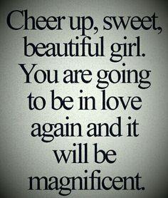 This I do believe...