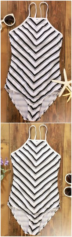 Your swimsuit is often as easy or as sexy as you would like. These swimsuits are made for the women who wish to reveal no cleavage. If you prefer to m...