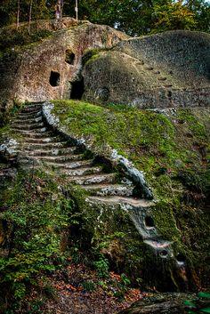 Cave Monastery (Ucrania)