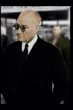 Mustafa Kemal Ataturk!