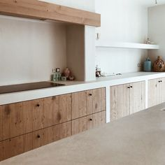 House Design, Home Decor Kitchen, Farmhouse Kitchen Design, House Styles, House Interior, Home Remodeling, Home, Cheap Home Decor, Minimalist Home