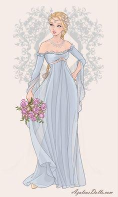 Disney Princess Fashion, Disney Princess Pictures, Disney Princess Art, Disney Fan Art, Disney Love, Foto Cartoon, Cartoon Art, Dibujos Tumblr A Color, Pinturas Disney