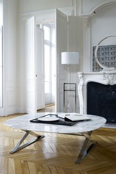 Pathos Coffee Table by Antonio Citterio for Maxalto - | Space Furniture | Space Furniture