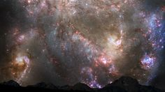 What Night Sky Photos Will Look Like Over the Next 7 Billion Years