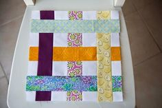 Madison Modern Quilt Guild: May Block Lotto