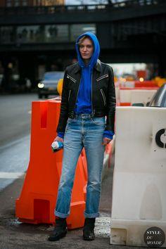 Sasha Melnychuk by STYLEDUMONDE Street Style Fashion Photography