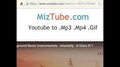 MizTube | YouTube to mp3 | Convertisseur youtube | Convertidor de youtube | Convertitore mp3 | Youtube musik | Youtube naar mp3 | Baixar videos do youtube | YouTube…