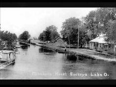 Buckeye Lake, Newark Ohio, Fairfield County, Amusement Park, Lancaster