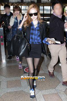 Jessica : 130325 Gimpo Airport