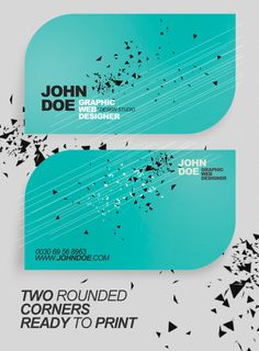 Graphic Design - Business Card