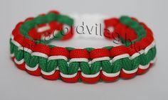 Paracord kobra bracelet-Hungary