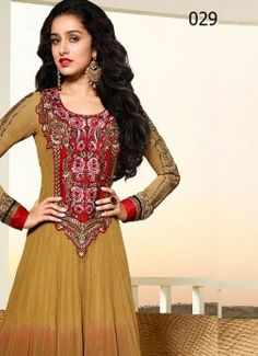 Indian Heavy Beautiful Designer And Styles  Brown Anarkali Suits buy best designer sarees collections,Best Deals On Womens Wear online store, Best Deals On Anarkali salwar Kameez, End of Season Sale on Designer Dress Matirials and Kurti #dress #salwarkameez #cotton #designer #readymad #fancydress #Anarkali #Paiala #Punjabi #Casual #Long #Cotton #long #saree #designer #printedsaree #casualwear #casualstyle #casualsaree #silksarees