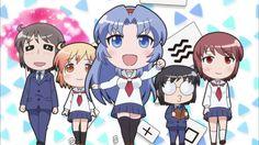 kotoura-san personagens - Pesquisa Google