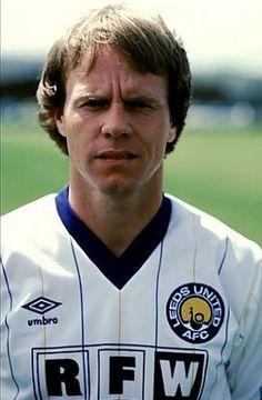 Arthur Graham Leeds United 1982