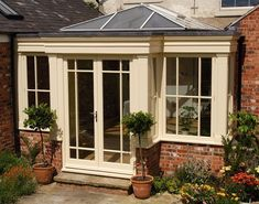 Conservatory, Orangery, Garden Room, the perfect complement to your home Orangery Conservatory, Small Conservatory, House Extension Design, Glass Extension, Side Extension, Porch Extension, Extension Ideas, House Design, Garden Room Extensions