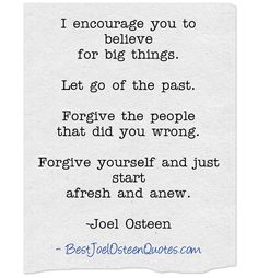 Welcome to BestJoelOsteenQuotes.com My name is Don Pasco and I am a very passionate Joel Osteen fan. After all, who would create a website (this one), a facebook fan page, a pinterest page and multiple books and ebooks about him if they were not passionate about his messages? I love Joel Osteen and I hope …