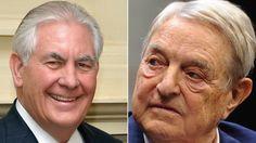 Tillerson Drops Hammer on Soros