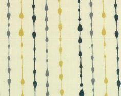 Little Things - Organic - Grey Strings by Arrin Turnmore of Little Figs from Moda