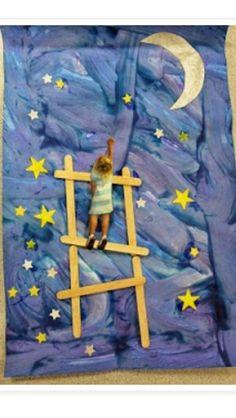 Ladder moon