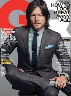 Walking Dead' star Norman Reedus plays Daryl like he's 'prison gay ...