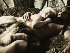 Game of Thrones: Daenerys Targaryen and Khal Drogo