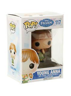 Funko Disney Frozen Pop! Young Anna Vinyl FigureFunko Disney Frozen Pop! Young Anna Vinyl Figure,