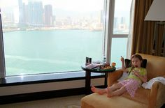 Parent's Insider Guide to family travel: modern meets tradition at @Mandy Bryant Dewey Seasons Hotel Hong Kong