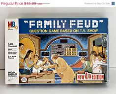 Family Game Night with Teamkitsch by RetroSpecial on Etsy