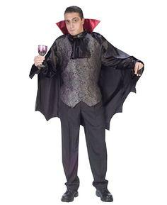 be6d3d861fe Vampire Dapper Dracula Adult Costumes