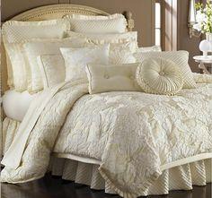 Duchess Damask comforter bedding