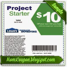 Lowes 10 off coupon code February 2015