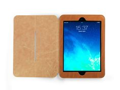 iPad Air Folio Case from Italian Brand Soffio