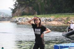 제6회 대한요트협회장배 전국요트대회 & 울진 바람 요트 축제-해상-참가선수(2014.7.28)