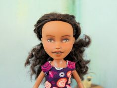 African-American makeunder doll one of a kind by Down2EarthDolls