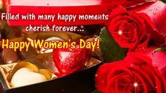 Happy Women's Day Greeting Ecard ! Best Womens Day Greeting 2015