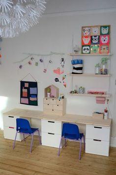 Indretning af børneværelset | Leizy B | Bloglovin'