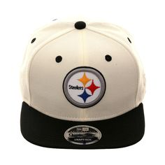 quality design 82008 24870 Exclusive New Era 9Fifty Pittsburgh Steelers Snapback Hat - 2T White,  Black,  29.99