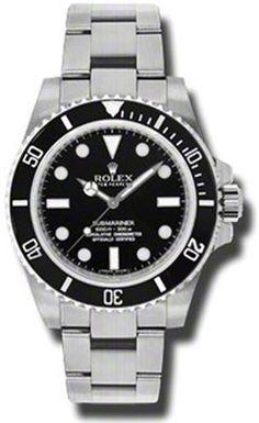 Rolex Submariner Black Dial Stainless Steel Automatic Mens Watch 114060 Rolex, http://www.amazon.com/dp/B00884L67G/ref=cm_sw_r_pi_dp_dQVXqb0N6EQ9N