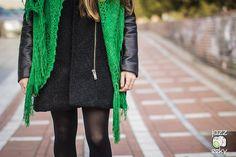 Thessaloniki, Street Fashion, Tassel Necklace, Greece, Street Style, Urban Fashion, Greece Country, Urban Style, Street Style Fashion