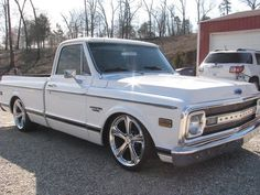 67 72 Chevy Truck, Custom Chevy Trucks, Vintage Pickup Trucks, C10 Trucks, Classic Chevy Trucks, Hot Rod Trucks, Chevy C10, Chevy Pickups, Chevrolet Trucks