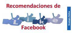 Facebook nos recomienda como publicar nuestros post.