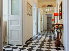 Dubrovnik Apartment Entryway - Austro Hungarian Style