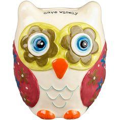 Owl piggy bank  #boden  #magicalmenagerie
