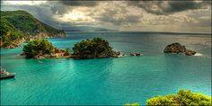 ΠΑΡΓΑ - 600 - 4 Winter's Tale, Greece, River, Island, Outdoor, Greece Country, Outdoors, Islands, Outdoor Games