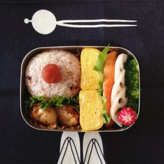 posted by @sa_yang38 来客予定が、約束の時間より 遅くなってしまったので 今から…お昼〜( ´ ▽ ` )ノ お腹ペコペコです(^-^; #お弁当 #obentoart
