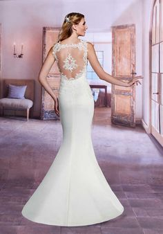 1 Wedding by Mary's Bridal 2629 Mermaid Wedding Dress