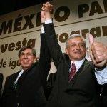 Llaman a unirse para defender el petróleo: Cárdenas, López Obrador, obispo Vera, Pablo González Casanova