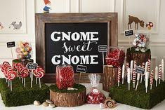 Evite Enchanted Woodland Gnome Birthday Party